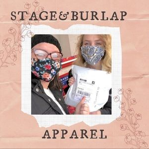 Welcome to Stage & Burlap!
